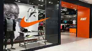 Nike Shares Have Roared in 2019 -- Downside Risk Rising According to One Analyst [Video]