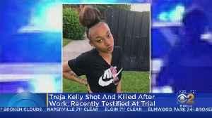 Slain Pregnant Woman Had Testified At Murder Trial [Video]