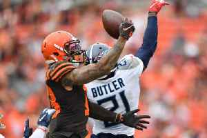 News video: Odell Beckham Jr.'s Watch Banned During Live NFL Games