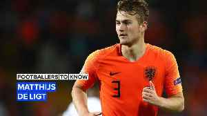 The future is looking bright for Matthijs de Ligt [Video]