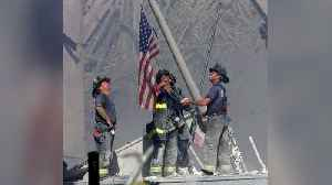 Inside the incredible story of the missing 9/11 flag [Video]