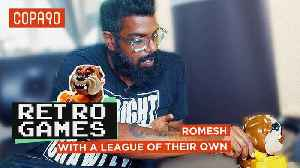 'Arsenal aren't a Top 4 Team' 👀 | Retro Games with Romesh Ranganathan 🕹 [Video]