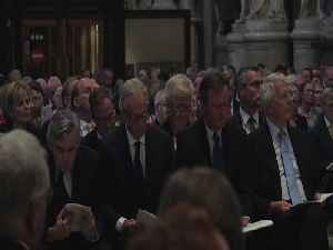 Paddy Ashdown praised as man of ideals at Westminster Abbey service [Video]