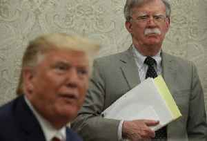 News video: Trump Fires National Security Advisor John Bolton