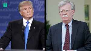 News video: Trump Fires John Bolton