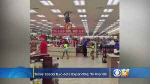 Texas-Based Buc-ee's Expanding To Florida [Video]