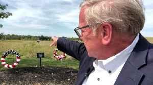 Reporter Update: John Shumway - Flight 93 Memorial [Video]
