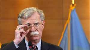 News video: Trump Lets John Bolton Go