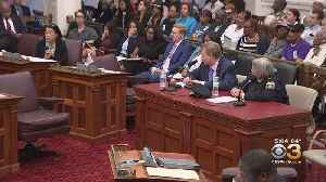 Call For Acting Philadelphia Police Commissioner To Resign Takes Center Stage At City Council Hearing [Video]