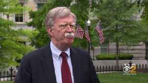National Security Adviser John Bolton Fired [Video]