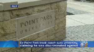 Former Point Park University Track Coach Files Federal Lawsuit [Video]