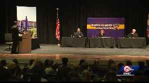 NKC students get lesson on legal system from alums who are judges [Video]