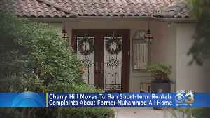 Cherry Hill Moves To Ban Short-Term Rentals [Video]