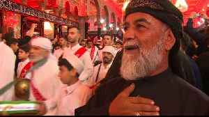 Ashura commemorations: Iraq struggles with influx of people [Video]