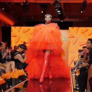 Cheetos hosts its first-ever 'Flamin' Haute' fashion show [Video]