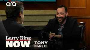'It was sad': Tony Hale on filming his final scene on 'Veep' [Video]