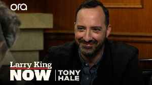 """""""I wish I could be more like that"""": Tony Hale on his character on 'Archibald' [Video]"""