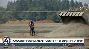 Amazon fulfillment center coming to Spokane area mid-2020 [Video]