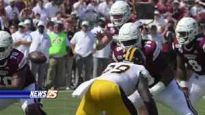 Southern Miss vs. Mississippi State [Video]