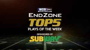 WCBI EndZone Top Five Plays: Week Three [Video]