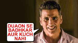 Akshay Kumar EMOTIONAL THANK YOU Video To Fans For His 52nd Birthday [Video]
