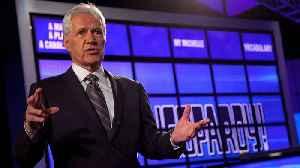 Alex Trebek returns to 'Jeopardy!' [Video]
