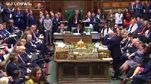 UK lawmakers threaten legal action over Brexit delay legislation [Video]