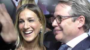 Real-life couple Sarah Jessica Parker & Matthew Broderick teaming up for new Broadway pla [Video]