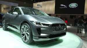Jaguar at Frankfurt Motor Show 2019 [Video]