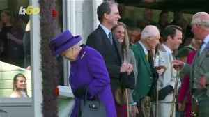 Will The Queen Give Prince Charles a New Title? [Video]