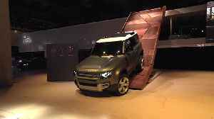 Land Rover Press Conference at IAA 2019 [Video]