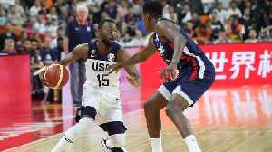 Team USA Snaps 58-Game International Tournament Win Streak in Shocking Loss to France in FIBA Quarters [Video]