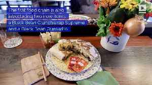 Taco Bell Debuts Vegetarian Menu [Video]