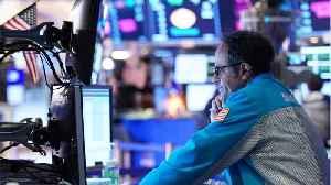 Wall Street Up On Apple, Optimism [Video]