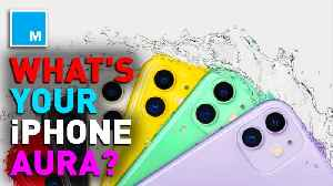 Here's what aura readers said about each new IPhone color, which one you should choose [Video]