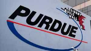 Purdue Pharma Reaches Tentative Settlement In Opioid Crisis Lawsuits [Video]