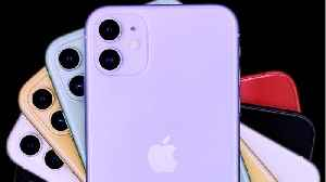 iPhone 11 Packs New Camera and A13 Chip [Video]
