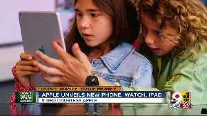 Don't Waste Your Money: Apple unveils new iPhone, watch, iPad [Video]