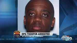 DPS trooper arrested, facing 61 counts of sex abuse, kidnapping and fraud [Video]
