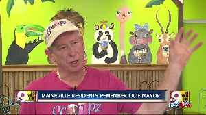Maineville mayor leaves big shoes to fill, residents say [Video]