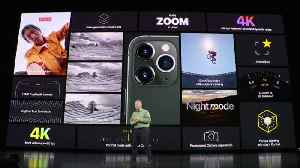 News video: Apple heats up streaming war with $5 TV service