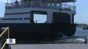 Washington Island Ferry Line [Video]