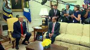 """Fake news"": Trump on NOAA flap [Video]"
