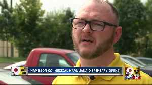 Hamilton County medical marijuana dispensary opens [Video]