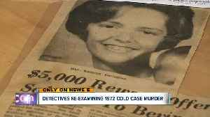 Summit County detectives taking fresh look at 1972 cold case murder of Kathy Wiltrout Bevington [Video]