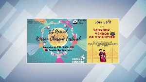 Don't Miss The 1st Annual Korean Chuseok Harvest Festival [Video]
