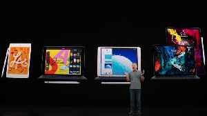 iPad 7th generation keynote in 4 minutes [Video]