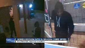 Brazen Crime Spree takes place in Racine County [Video]