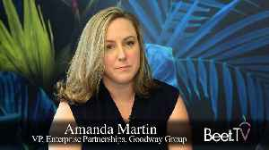 News video: Optimized Supply, Fewer Exchanges: Goodway's Martin Seeks Consolidation & Control