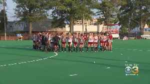 Temple University Field Hockey Game Cut Short For Kent State Football Fireworks Display [Video]